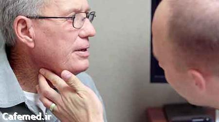 علائم سرطان گلو