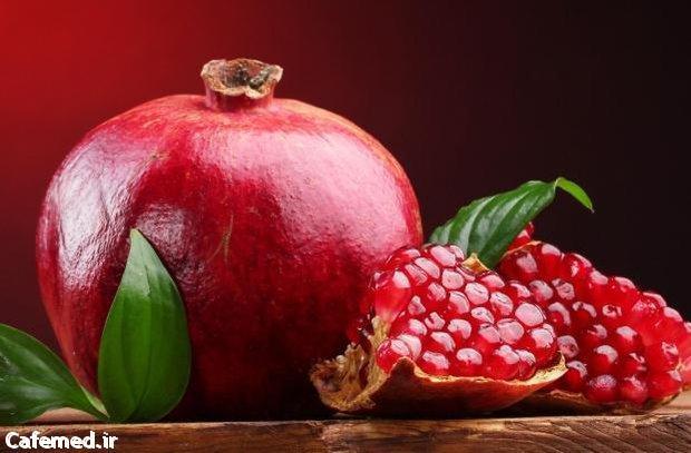 حفظ سلامت قلب با آب انار