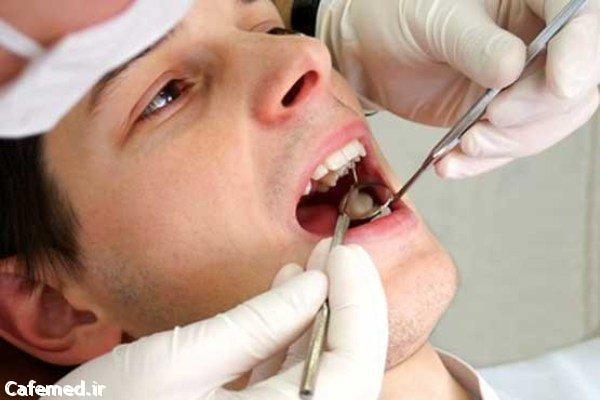 خطر بیماری قلبی به دلیل عفونت دندان