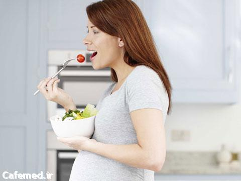 غذاهای مناسب مادران باردار