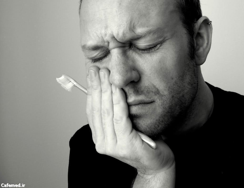 مسکن های طبیعی برای درد دندان