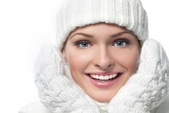 تقویت پوست در فصل سرما