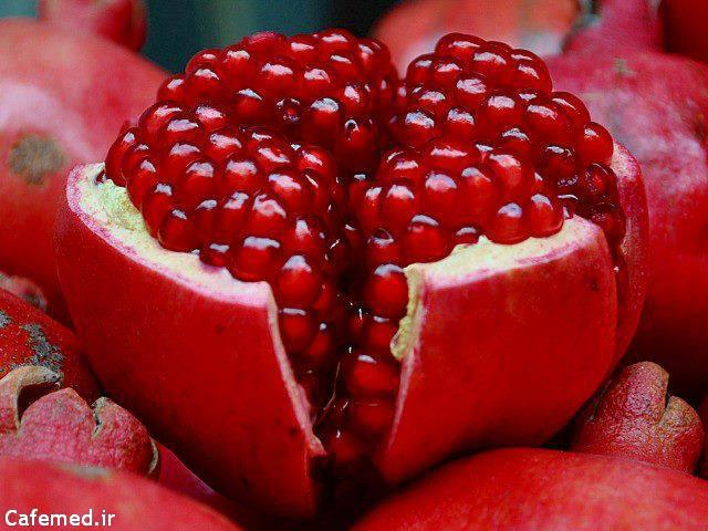 فواید آب انار برای سلامتی