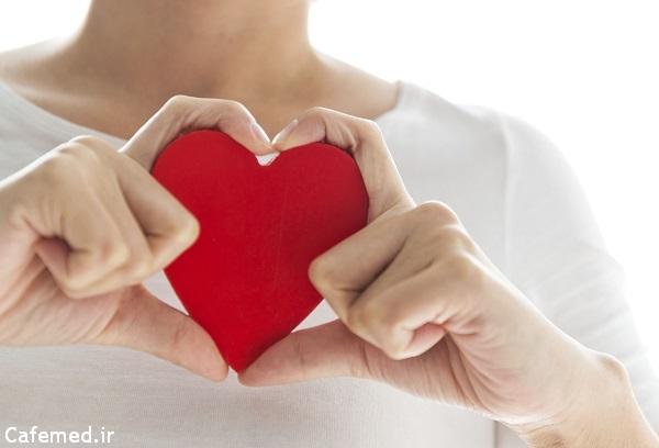 بیماری قلبی در مردان بیشتر است
