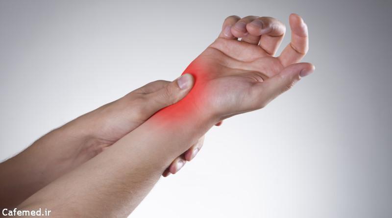 عوامل ایجاد درد در مچ دست