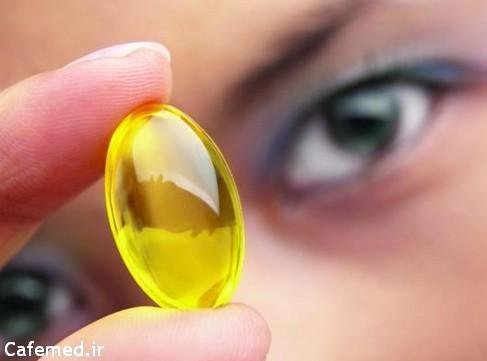 ویتامین ها و سلامت چشم