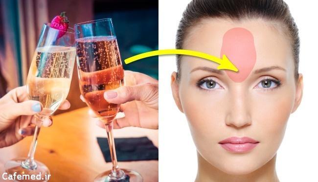 تشخیص بیماری های بدن از پوست صورت