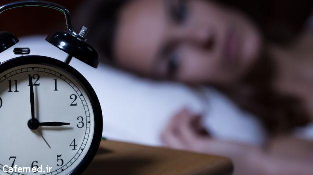 مشکلات بد خوابی