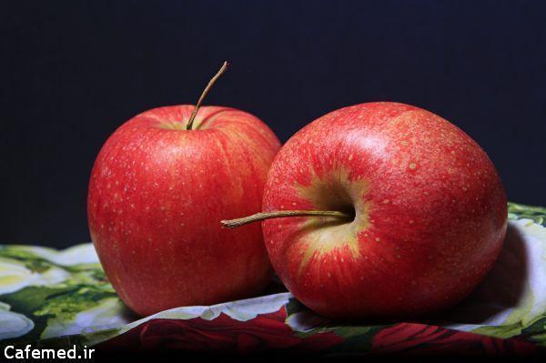 اهمیت بالای مصرف یک عدد سیب در روز