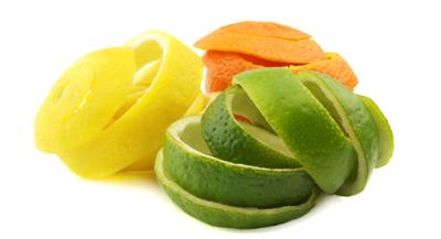 کاربردهای پوست میوه ها
