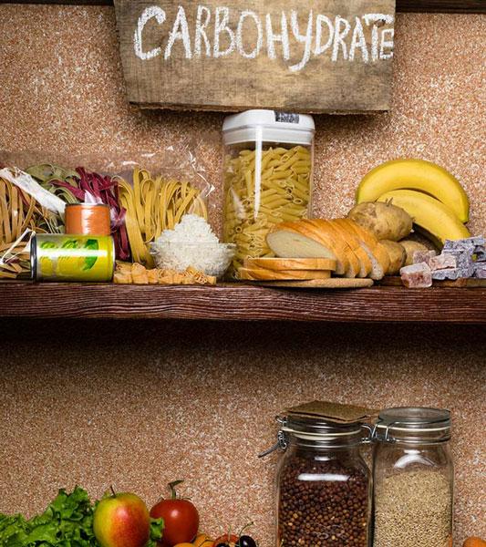 چرا باید کربوهیدرات کمتری بخوریم